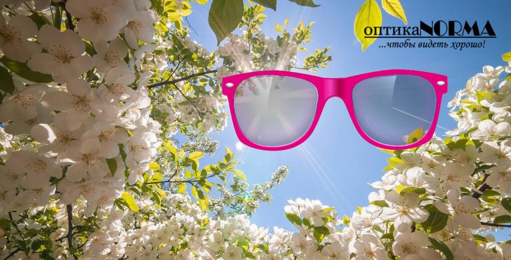 Коллекция солнцезащитных очков. Оптика Норма.