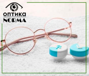 Вред и польза контактных линз